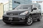 2012 Infiniti EX35 Journey Pkg! Sunroof! Rearview Camera! 303 Horsepo in Mississauga, Ontario