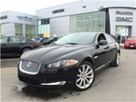 2014 Jaguar XF 3.0L all wheel drive in Mississauga, Ontario