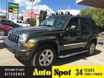 2007 Jeep Liberty Limited/ LOW, LOW KMS!! in Kitchener, Ontario
