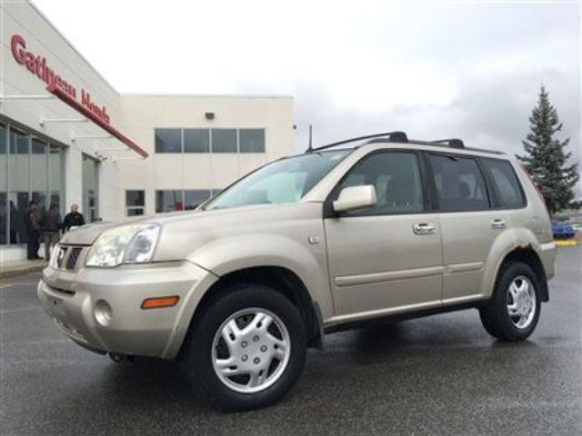 2005 nissan x trail xe gatineau quebec car for sale 2590209. Black Bedroom Furniture Sets. Home Design Ideas