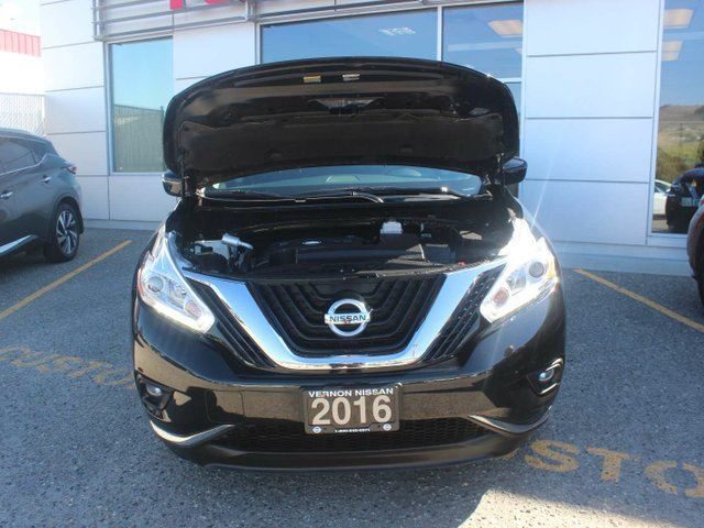 2016 nissan murano sv awd vernon british columbia car for sale 2590215. Black Bedroom Furniture Sets. Home Design Ideas