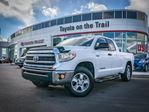 2014 Toyota Tundra SR, Remote Starter, Side Steps, Touch Screen, Back Up Camera, Alloy Rims, Bluetooth, 5.7L V8, Double Cab, 4x4 in Edmonton, Alberta