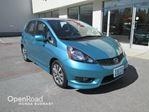 2014 Honda Fit Sport in Burnaby, British Columbia