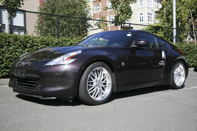 2011 nissan 370z touring victoria british columbia car. Black Bedroom Furniture Sets. Home Design Ideas