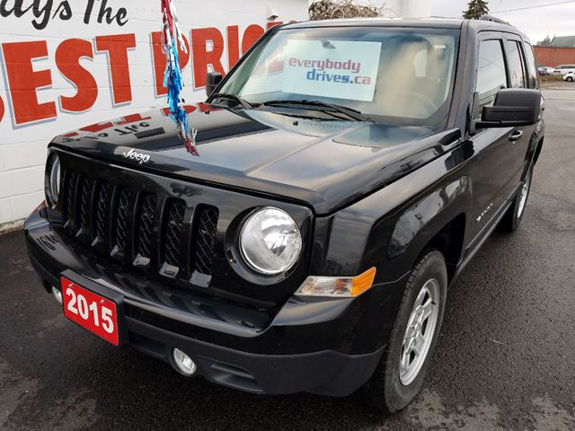 2015 jeep patriot sport north 4x4 cruise control mp3. Black Bedroom Furniture Sets. Home Design Ideas