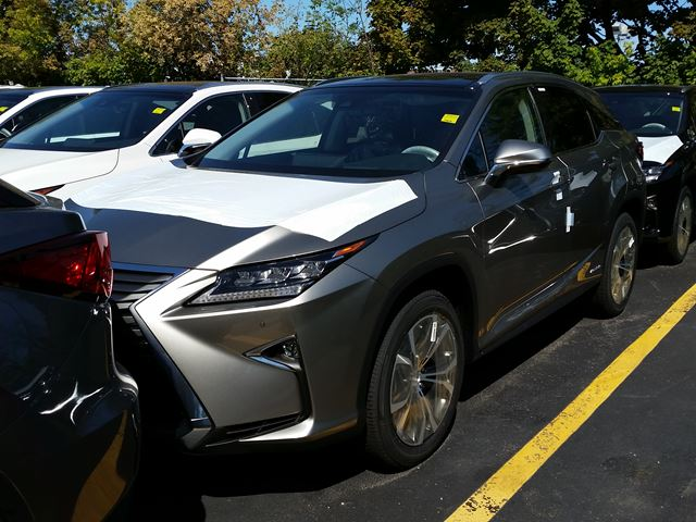 2017 Lexus RX RX 450h | Executive Plus Package in Mississauga, Ontario