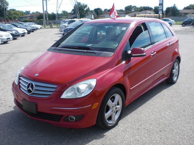 2008 mercedes benz b class red mega auto. Black Bedroom Furniture Sets. Home Design Ideas