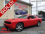 2015 Dodge Challenger SXT Plus, NAVIGATION, BACKUP CAM, TWO TONE LEATHER, ACCIDENT FREE! $0 DOWN $209 BI-WEEKLY! in Ottawa, Ontario