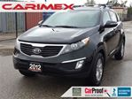2012 Kia Sportage LX   Bluetooth   Heated Seats   CERTIFIED in Kitchener, Ontario
