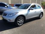 2012 Infiniti EX35 Luxury, Automatic, Leather, Sunroof, AWD in Burlington, Ontario