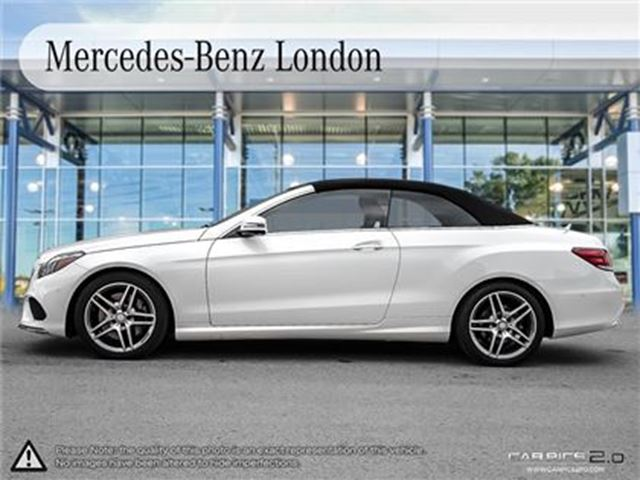Used 2017 mercedes benz e400 cabriolet london for Mercedes benz london