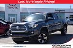 2016 Toyota Tacoma TRD Sport Double Cab with navigation in Georgetown, Ontario