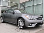 2011 Infiniti G37 x HEATED FRONT SEATS/NAVIGATION/SUN ROOF in Edmonton, Alberta