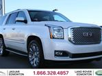 2015 GMC Yukon Denali - LOCAL ONE OWNER TRADE IN | NAVIGATION | REAR DVD | HEATED/COOLED FRONT SEATS | HEATED REAR SEATS | 3 ZONE CLIMATE CONTROL WITH AC | POWER FOLDING 2ND/3RD ROW SEATING | POWER LIFTGATE | FACTORY REMOTE STARTER | HEADS UP DISPLAY | RUNNING BOAR in Edmonton, Alberta