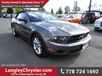 2010 Ford Mustang V6 w/LOW KMS! Leather Int & Heated Seats in Surrey, British Columbia