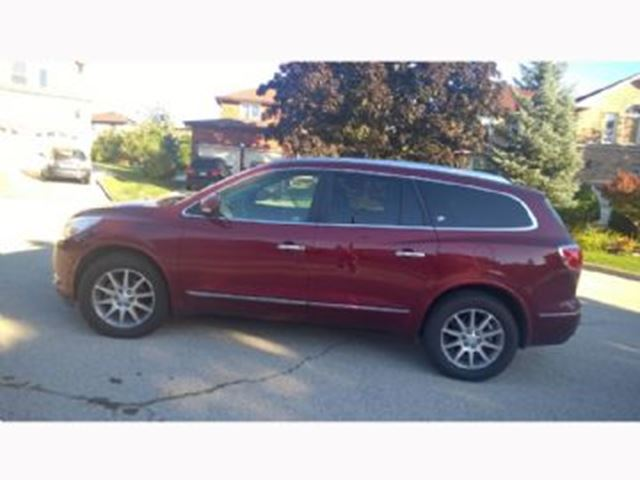 2015 Buick Enclave AWD Leather *CASH INCENTIVE OF $3000* in Mississauga, Ontario