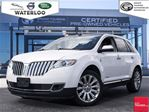 2011 Lincoln MKX 4D Utility AWD in Waterloo, Ontario