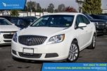 2015 Buick Verano Base CD Player and Air Conditioning in Coquitlam, British Columbia