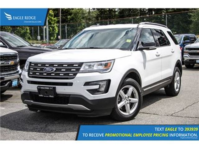 2016 ford explorer xlt coquitlam british columbia used car for sale 2591514. Black Bedroom Furniture Sets. Home Design Ideas