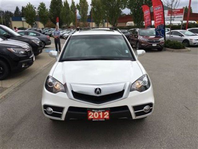 2012 ACURA RDX Tech Pkg - Navigation! Leather! in Maple Ridge, British Columbia