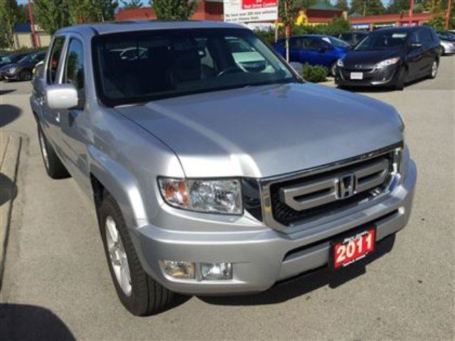 2011 honda ridgeline ex l leather local maple ridge british columbia car for sale 2592067. Black Bedroom Furniture Sets. Home Design Ideas