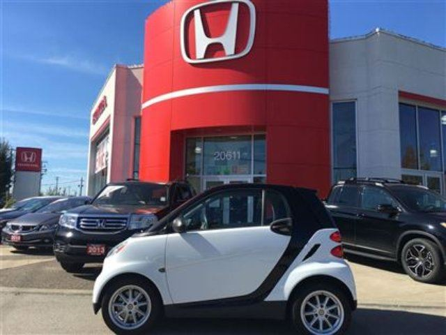 2009 SMART FORTWO Pure - New Front Brakes! Accident Free! in Maple Ridge, British Columbia