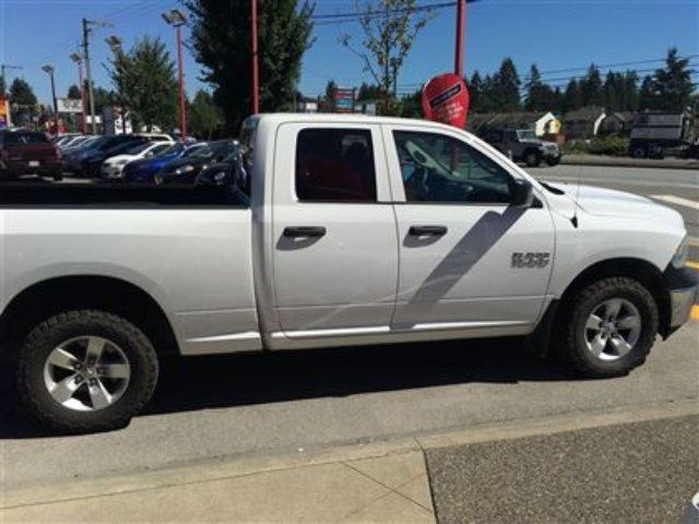 2014 dodge ram 1500 st accident free local maple ridge british columbia car for sale. Black Bedroom Furniture Sets. Home Design Ideas