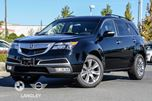 2012 Acura MDX Advance & Entertainment Package! in Langley, British Columbia