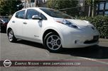 2013 Nissan Leaf SV QUICK CHARGE in Victoria, British Columbia