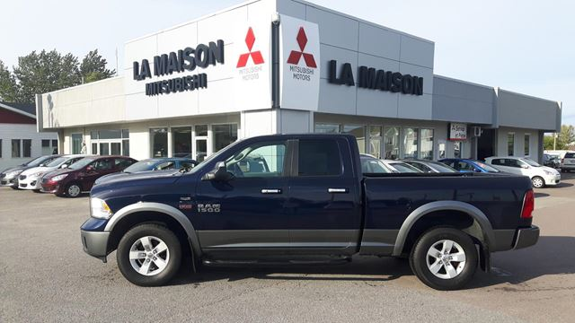 2013 Dodge RAM 1500 Outdoorsman in Roberval, Quebec