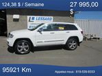 2013 Jeep Grand Cherokee Limited in Shawinigan, Quebec