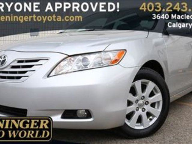 2008 toyota camry 4 door sedan xle v6 6a calgary alberta used car for sale 2592647. Black Bedroom Furniture Sets. Home Design Ideas
