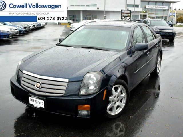 2003 CADILLAC CTS           in Richmond, British Columbia
