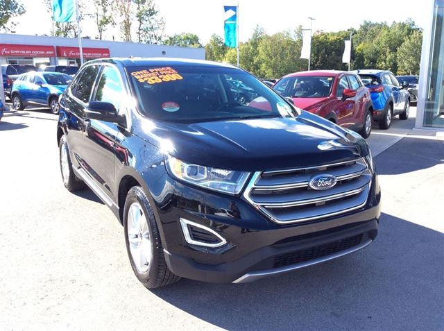 2016 ford edge sel awd leather no accidents owen sound ontario car for sale 2592560. Black Bedroom Furniture Sets. Home Design Ideas