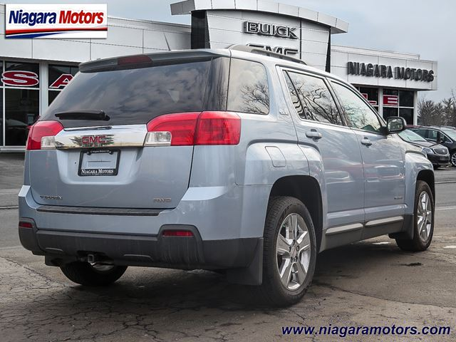 used 2014 gmc terrain sle2 awd one owner 2014 iihs top safety pick virgil. Black Bedroom Furniture Sets. Home Design Ideas