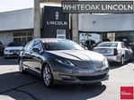 2014 Lincoln MKZ NAVI/BLIND SPOT, MOON ROOF, REA in Mississauga, Ontario