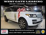 2014 Land Rover Range Rover AUTOBIOGRAPHY LONG  LIKE NEW  in Vaughan, Ontario