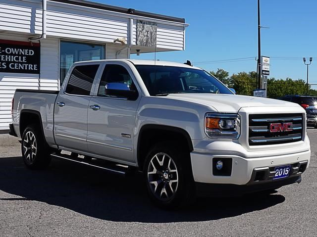 2015 gmc sierra 1500 slt peterborough ontario car for sale. Black Bedroom Furniture Sets. Home Design Ideas