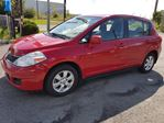 2008 Nissan Versa 1.8 SL, COMES WITH WINTER RIMS AND TIRES, 128366 KMS in Ottawa, Ontario