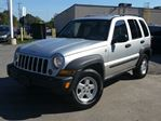 2007 Jeep Liberty Sport 4x4 in Dundas, Ontario