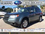 2009 Subaru Forester 2.5X,  FROM 1.9% FINANCING AVAILABLE, PLEASE CONTA in Scarborough, Ontario