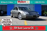 2011 Buick Lucerne CXL/SUNROOF/NO ACCIDENTS/HEATED SEATS & WHEEL,17 in Milton, Ontario