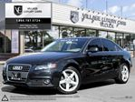 2012 Audi A4 2.0T Premium Plus 6MTH POWER TRAIN WARRANT | NAVIGATION | CANADIAN | CARPROOF VERIFIED in Markham, Ontario