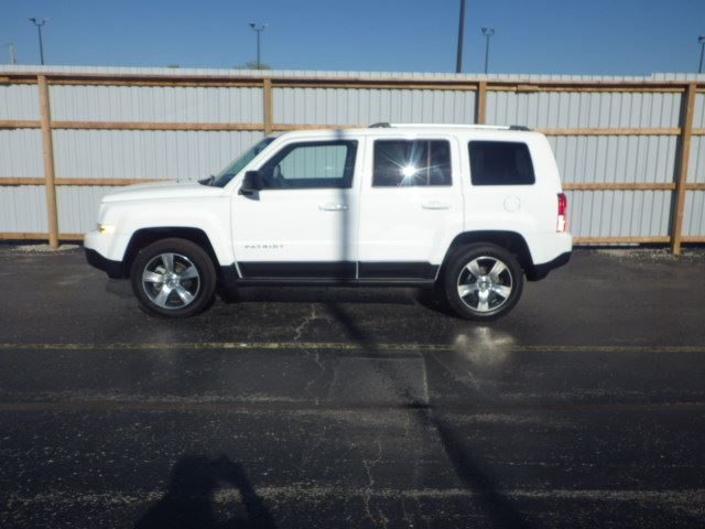 2016 Jeep Patriot High Altitude White Haldimand Motors
