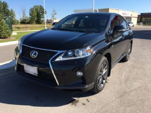2015 lexus rx 350 awd f sport winter tires rims black lease busters. Black Bedroom Furniture Sets. Home Design Ideas