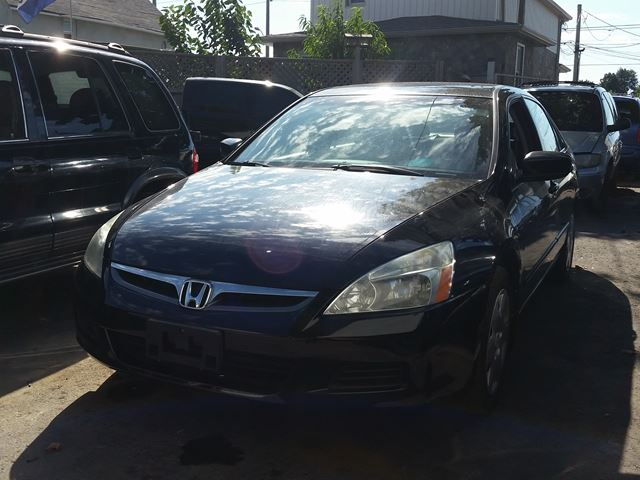 2007 honda accord sdn dx g black mamoons service. Black Bedroom Furniture Sets. Home Design Ideas
