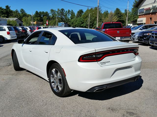 2016 dodge charger sxt gravenhurst ontario car for sale. Black Bedroom Furniture Sets. Home Design Ideas