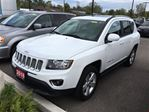 2016 Jeep Compass High Altitude~Sunroof~Leather~Heated Seats in Welland, Ontario