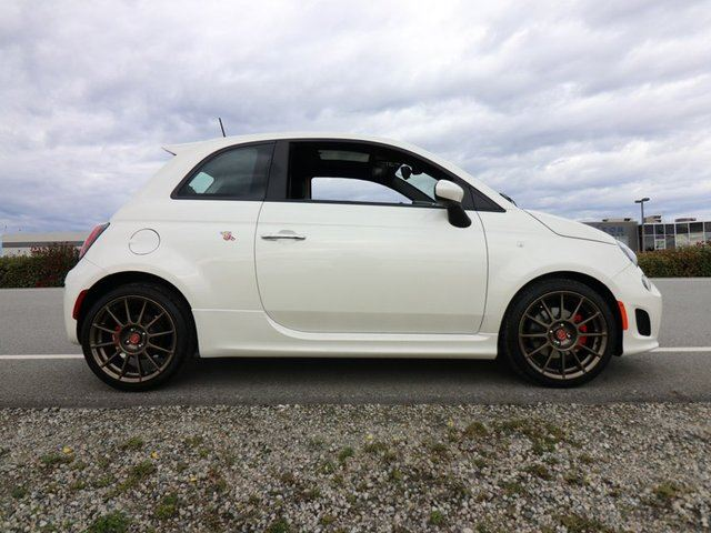 2016 Fiat 500 Abarth Low Mileage 17 Inch Alloy Wheels