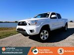 2013 Toyota Tacoma LIMITED, TRD SPORT, DOUBLE CAB, LEATHER HEATED SEATS, TOUCH SCREEN DISPLAY, LEATHER WRAPPED STEERING WHEEL, BLUETOOTH HANDS FREE, FREE LIFETIME ENGINE WARRANTY! in Richmond, British Columbia